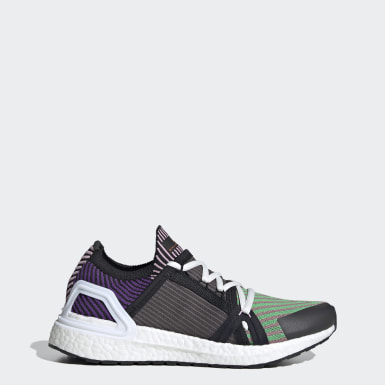 Women's adidas by Stella McCartney Black adidas by Stella McCartney Ultraboost 20 Shoe