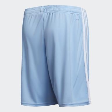 Shorts de Arquero River Plate Azul Hombre Fútbol
