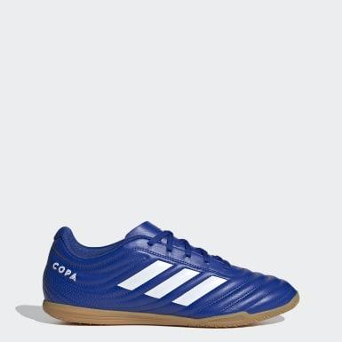 Men Football Blue Copa 20.4 Indoor Boots