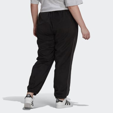 Dam Originals Svart Cuffed Pants