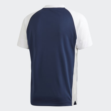 Männer Basketball RM S/S Shooter Blau