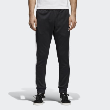 Men's Originals Black SST Track Pants