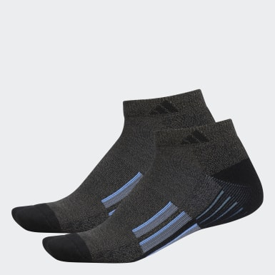 Men's Running Black Climalite X 2.0 Low-Cut Socks 2 Pairs