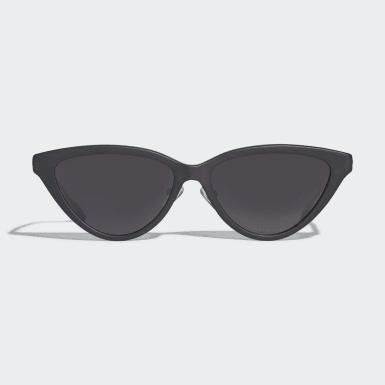 черный Очки солнцезащитные AOK006