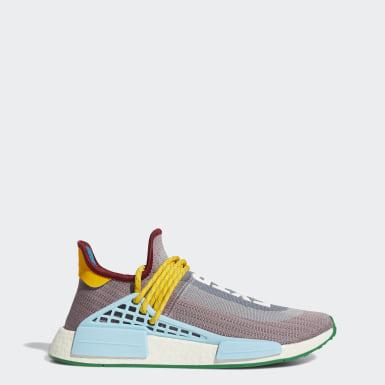 Sapatos NMD Hu Roxo Originals
