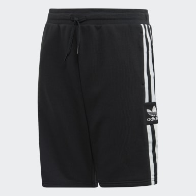 Pantalón corto Negro Niño Originals