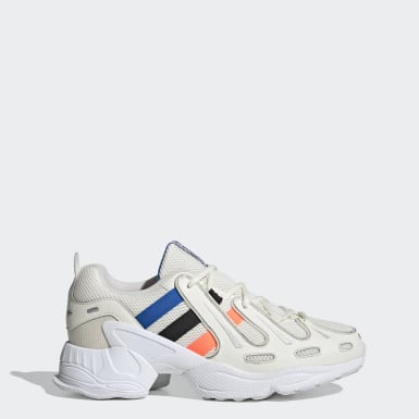 Men Originals White EQT Gazelle Shoes