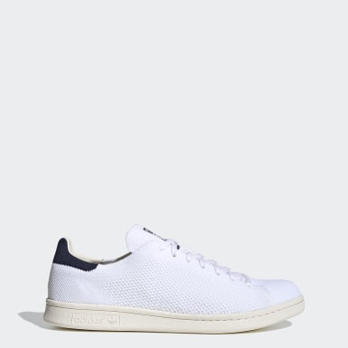 Men's Originals White Stan Smith Primeknit Shoes