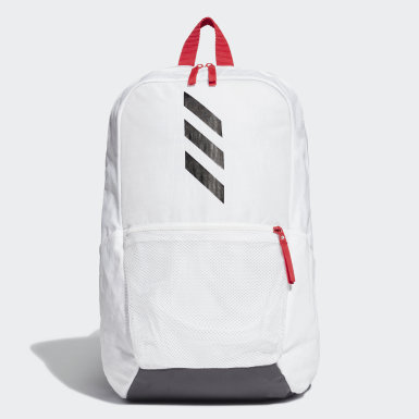 Training White Parkhood Backpack