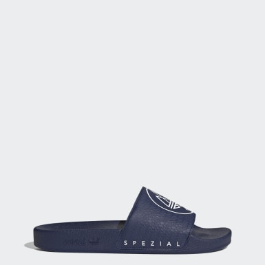 Chancla Adilette SPZL Azul Originals