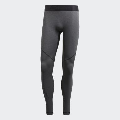 Collant long chiné Alphaskin Sport