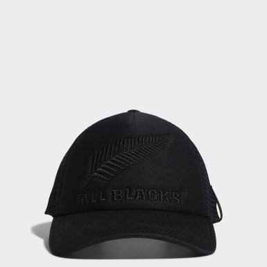 Herr Rugby Svart All Blacks Cap