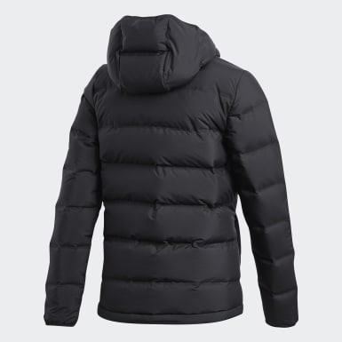 Women Urban Outdoor Black Helionic Down Jacket