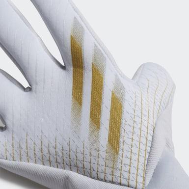 Barn Fotboll Vit X 20 Pro Junior Gloves