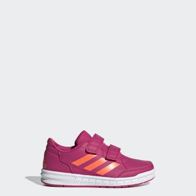 Børn Løb Pink AltaSport sko