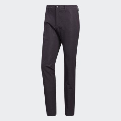 Pantaloni Ultimate365 Herringbone Viola Uomo Olympic Sports