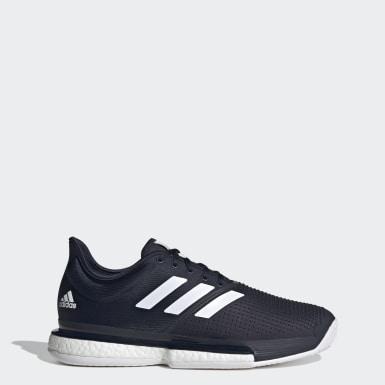 Tennis Blå SoleCourt sko