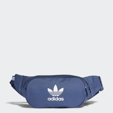 Bolsa Essential Crossbody (UNISEX) Azul Originals