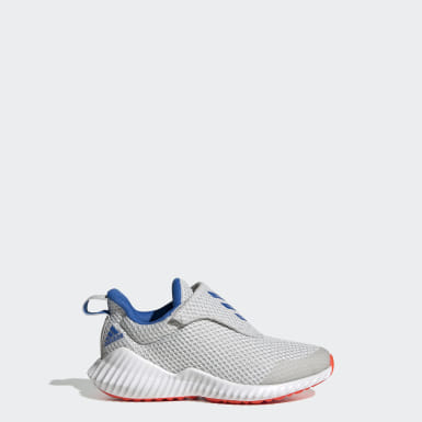 Kids Running Grey FortaRun AC Shoes