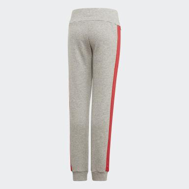 Pantalon adidas Athletics Club Gris Filles Athletics
