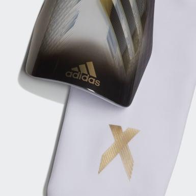 Fußball X 20 League Schienbeinschoner Grau