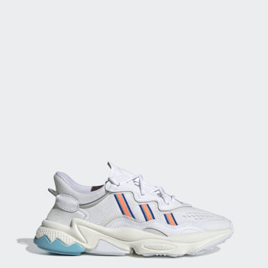 Women's Originals White OZWEEGO Shoes