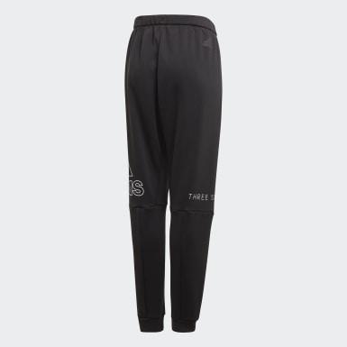 Pantaloni da allenamento Training Nero Ragazzo Training