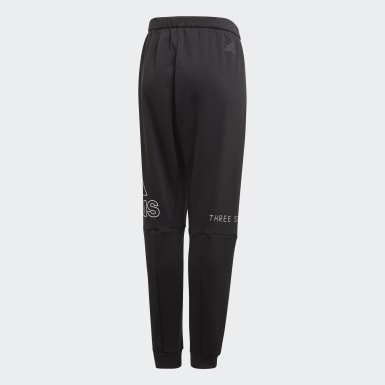 Boys Training Black Training Joggers