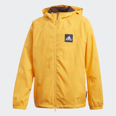 เสื้อแจ็คเก็ต adidas W.N.D. Primeblue