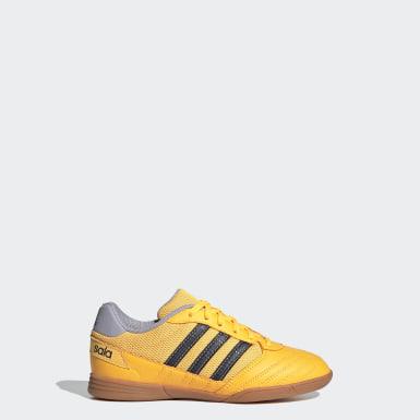 Boys Football Gold Super Sala Boots