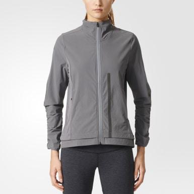 серый Куртка для бега Ultra Energy