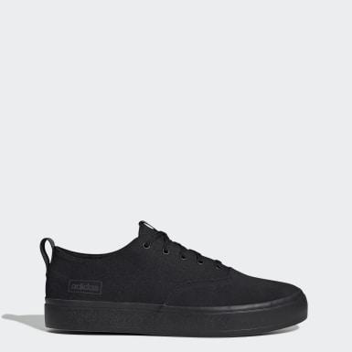 Men Sport Inspired Black Broma Shoes