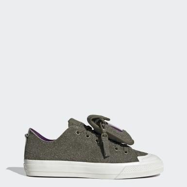 Sapatos Nizza 420 RF Verde Originals