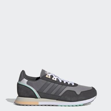 Männer Running 8K 2020 Schuh Grau
