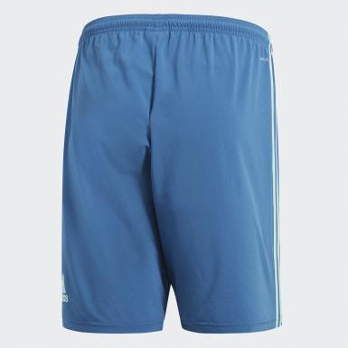 Shorts Condivo 18 Azul Hombre Fútbol