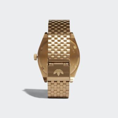 Relógio PROCESS_M1 Dourado Originals