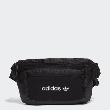 Originals Black Premium Essentials Waist Bag Large