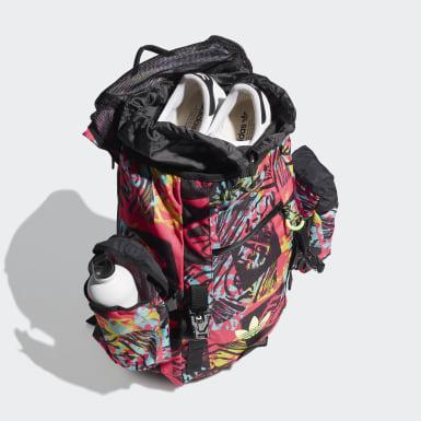 Originals viacfarebná Ruksak adidas Adventure Toploader CORDURA