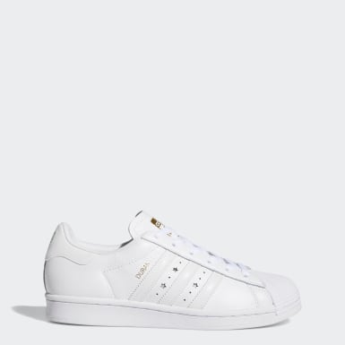 Women's Originals White Superstar ADV x Duran Shoes