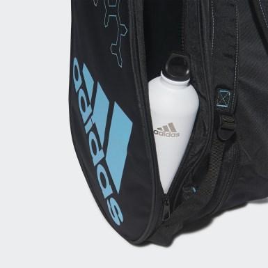 Padel-Tennis Control Schlägertasche 2.0 Schwarz