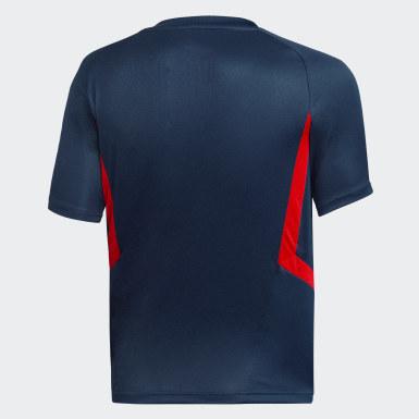 Camiseta de Entrenamiento Club Universidad de Chile Azul Niño Fútbol