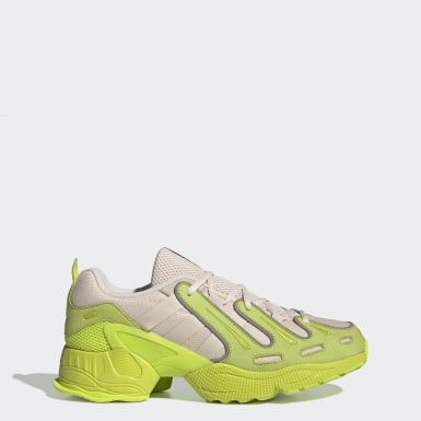Men Originals Beige EQT Gazelle Shoes