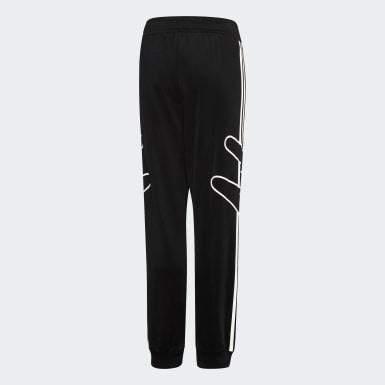 Pants deportivos Flamestrike Negro Niño Originals