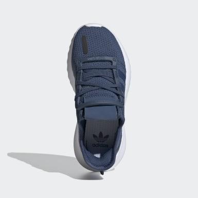 Zapatillas U_Path Run (UNISEX) Azul Niño Originals