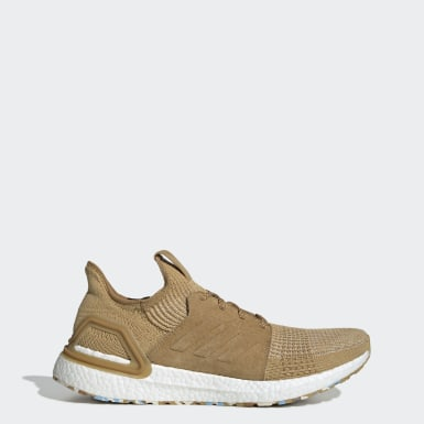 Men's Originals Beige Universal Works Ultraboost 19 Shoes