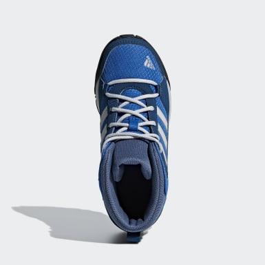 Kinderen Wandelsport Blauw Hyperhiker Schoenen