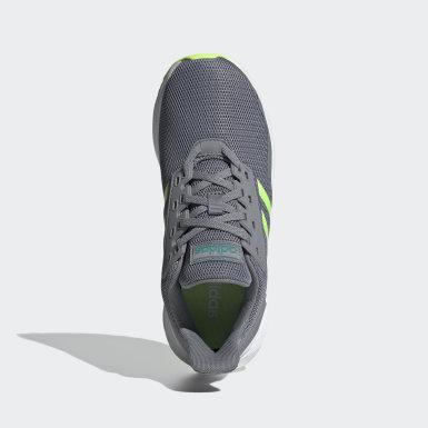 Children Running Grey Duramo 9 Shoes