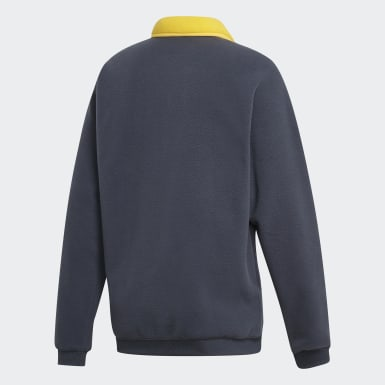 Men Originals Grey Adventure Fleece