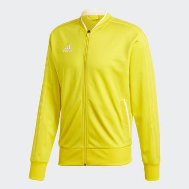Jaqueta Condivo 18 Amarelo Homem Futebol
