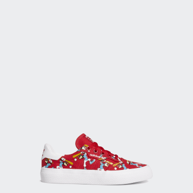 Zapatilla 3MC x Disney Sport Goofy Rojo Niño Originals